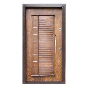 درب ضد سرقت تک ستون