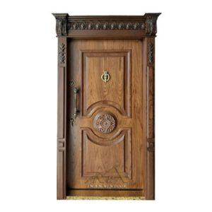 درب ضد سرقت برجسته نگین دایره