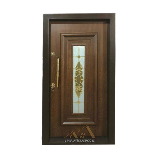 درب ضد سرقت ونوس شیشه خور
