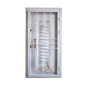 درب ضد سرقت فلزی حفاظ دار