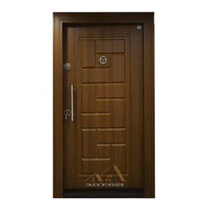 درب ضد سرقت آجری