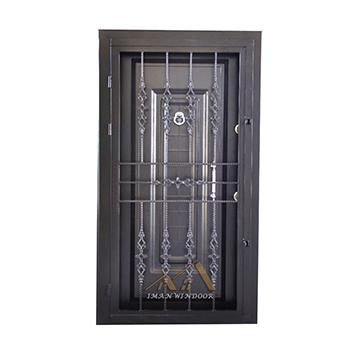 درب ضد سرقت رویه فلز حفاط دار