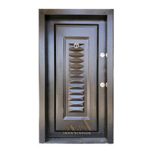 درب ضد سرقت رویه فلز کرکره
