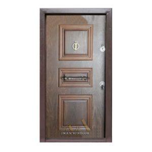 درب ضد سرقت سه قاب برجسته
