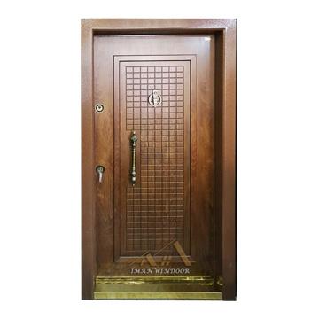 درب ضد سرقت مربع کوچیک