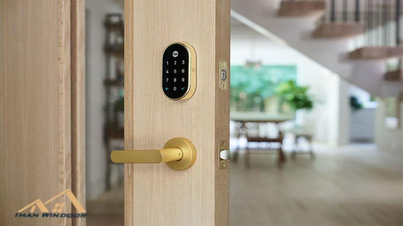 باز کردن درب ضد سرقت دیجیتالی