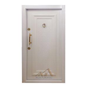 درب ضد سرقت آویژه سفید