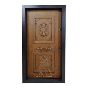 درب ضد سرقت منبت