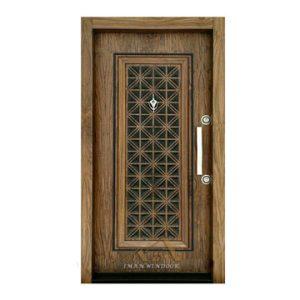 درب ضد سرقت حکاکی برجسته