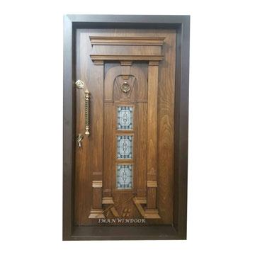 درب ضد سرقت سارای شیشه خور